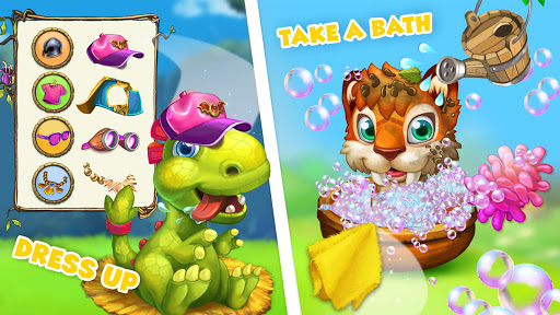 The Tribez Kids: Take care of Stone Age pets! 1.0.1 {cheat|hack|gameplay|apk mod|resources generator} 3