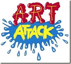 web oficial de art attack: