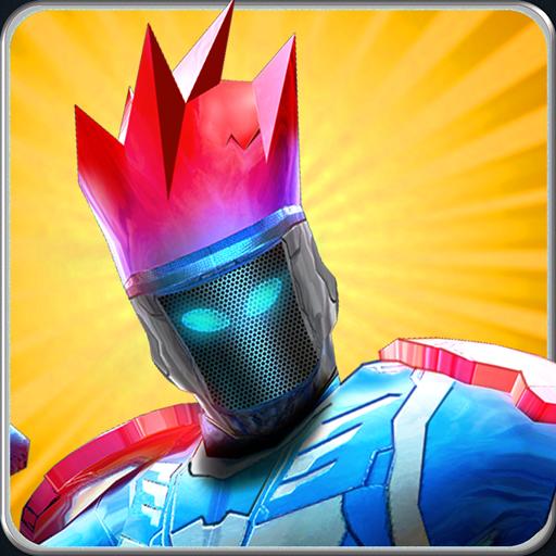 Future Robot Fighting Game: Mech Battle Simulator