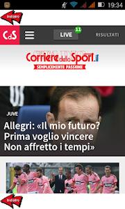 Giornali e Quotidiani screenshot 2