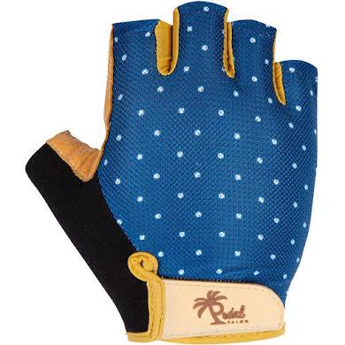 Pedal Palms Polka Gloves