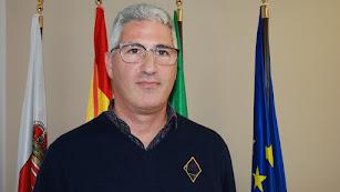 El alcalde de Huércal de Almería, Ismael Torres.