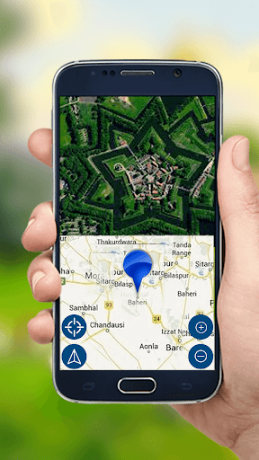 Live Earth Map HD - Area Calculater App for Land screenshot 3