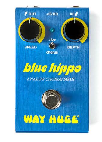 Way Huge WM61 Smalls Blue Hippo Chorus Mini