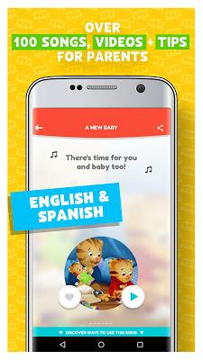 Daniel Tiger for Parents - screenshot