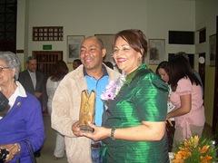 Yanio Concepcion y Maribel Jorge