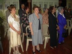 Club Rotario Machi de Ramonel, Josefina Gomez y doña Ismenia