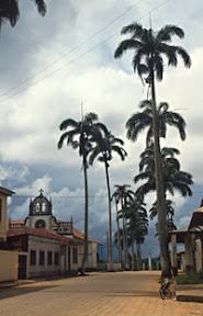 Cobija - die Hauptstadt des Departamento Pando