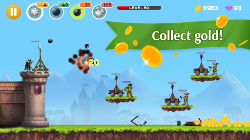 Catapult - castle & tower defense screenshot 6