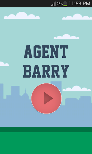 Agent Barry