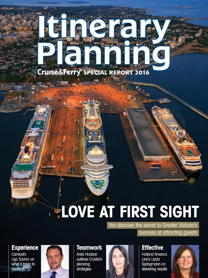 Int'l Cruise & Ferry Review- screenshot