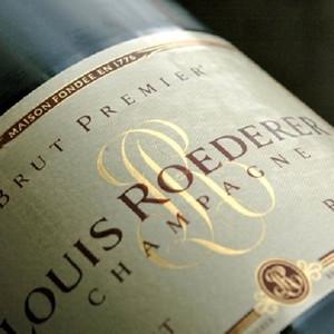 Louis Roederer champagne Julhès