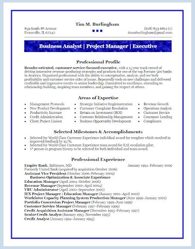1000+ Resume Examples 4.0 screenshots 3