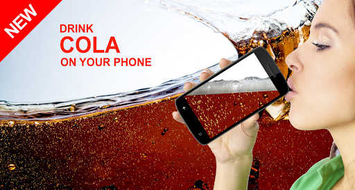 Drink Cola on your phone