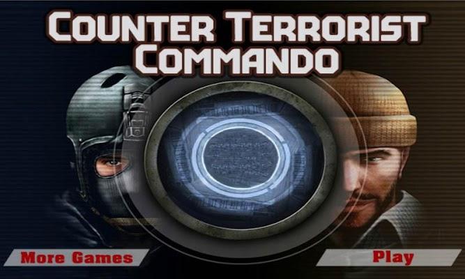 Counter Terrorist Commando - screenshot
