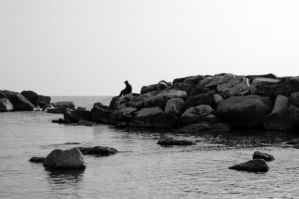 Il pescatore di asterischi di MKyogurt