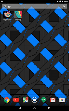 Simplexity Free: Material Design Live Wallpaperのおすすめ画像4