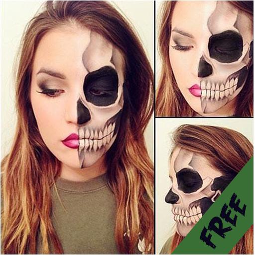 Halloween Face Makeup Apps Bei Google Play