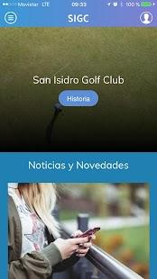 San Isidro Golf Club - náhled
