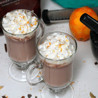 Chocolate Orange Hot Cocoa.
