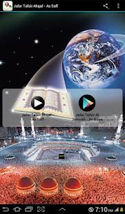 Jafar Tafsir Ahqaf - As Saff - náhled