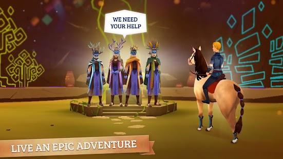 Horse Adventure: Tale of Etria (Unreleased)- screenshot thumbnail