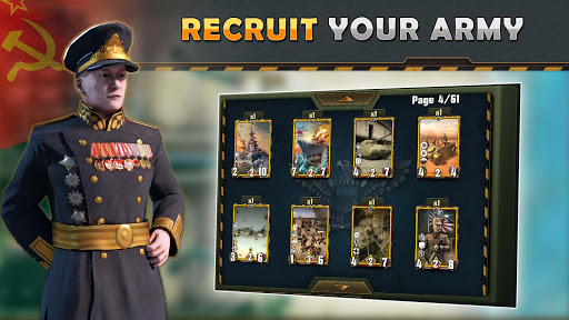 World War II: TCG - WW2 Strategy Card Game filehippodl screenshot 2