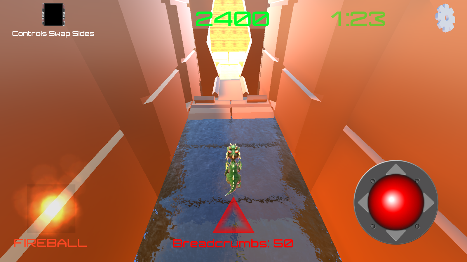 Mystic MAZE - A 3D Adventure- screenshot