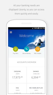 royal bank of canada app for android