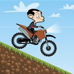 Bean MotoX - Mr Cartoon Racing Icon