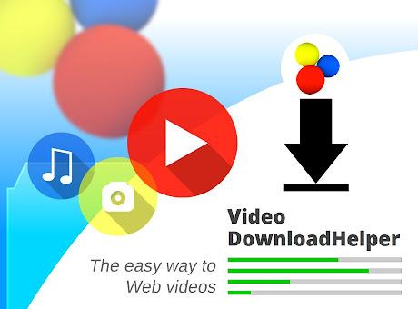 Video DownloadHelper - Detail
