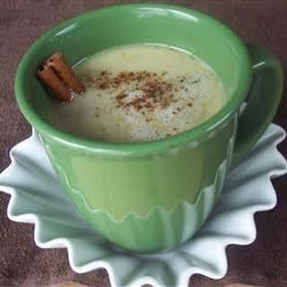 Single Cup Hot Buttered Rum.