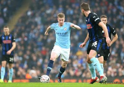FA Cup: City et KDB cartonnent, Odoi buteur mais Fulham éliminé