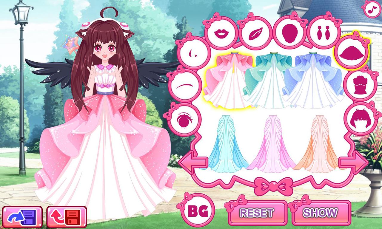 Dress up princess doll - Dress Up Princess Doll Screenshot