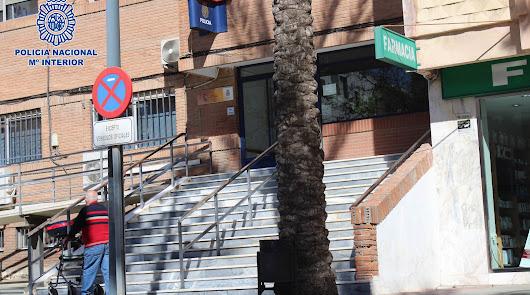 Comisaría de Policía de El Ejido.
