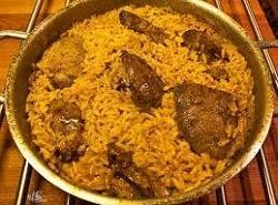 One-pot/dish Arroz Con Pollo (chicken With Rice) Recipe