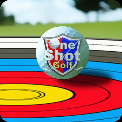 One Shot Golf - Simple Battle
