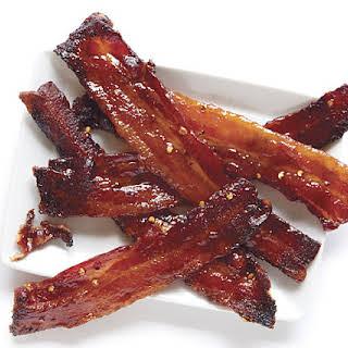 Five-Spice Millionaire's Bacon.