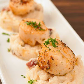 Gourmet Scallops Recipes
