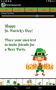 Free St. Patrick's Day eCards screenshot 23