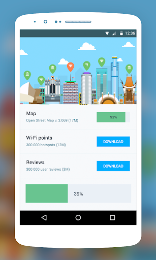 Free WiFi Los Angeles:WiFi map