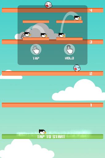 Penguin Fly - Skyward Flap