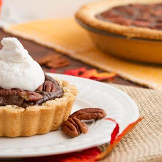 Low-Carb & Keto Chocolate Pecan Pie
