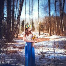 Wedding photographer Aleksandra Shimolina (kuwschinka). Photo of 15.03.2015