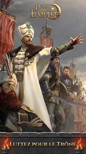 Days of Empire - Les Hu00e9ros ne meurent jamais !  captures d'u00e9cran 1
