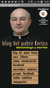 El Blog del Padre Fortea screenshot 0