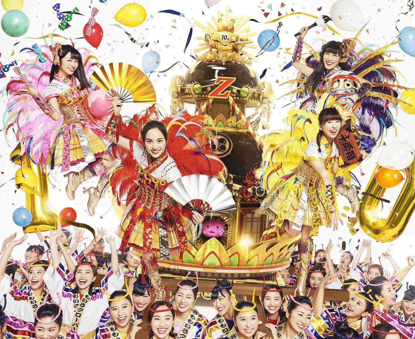 【迷迷演唱會】日本超人氣女團 桃色幸運草Z ( ももいろクローバーZ )明年一月來台開唱 粉絲直呼:「場地實在太小!」