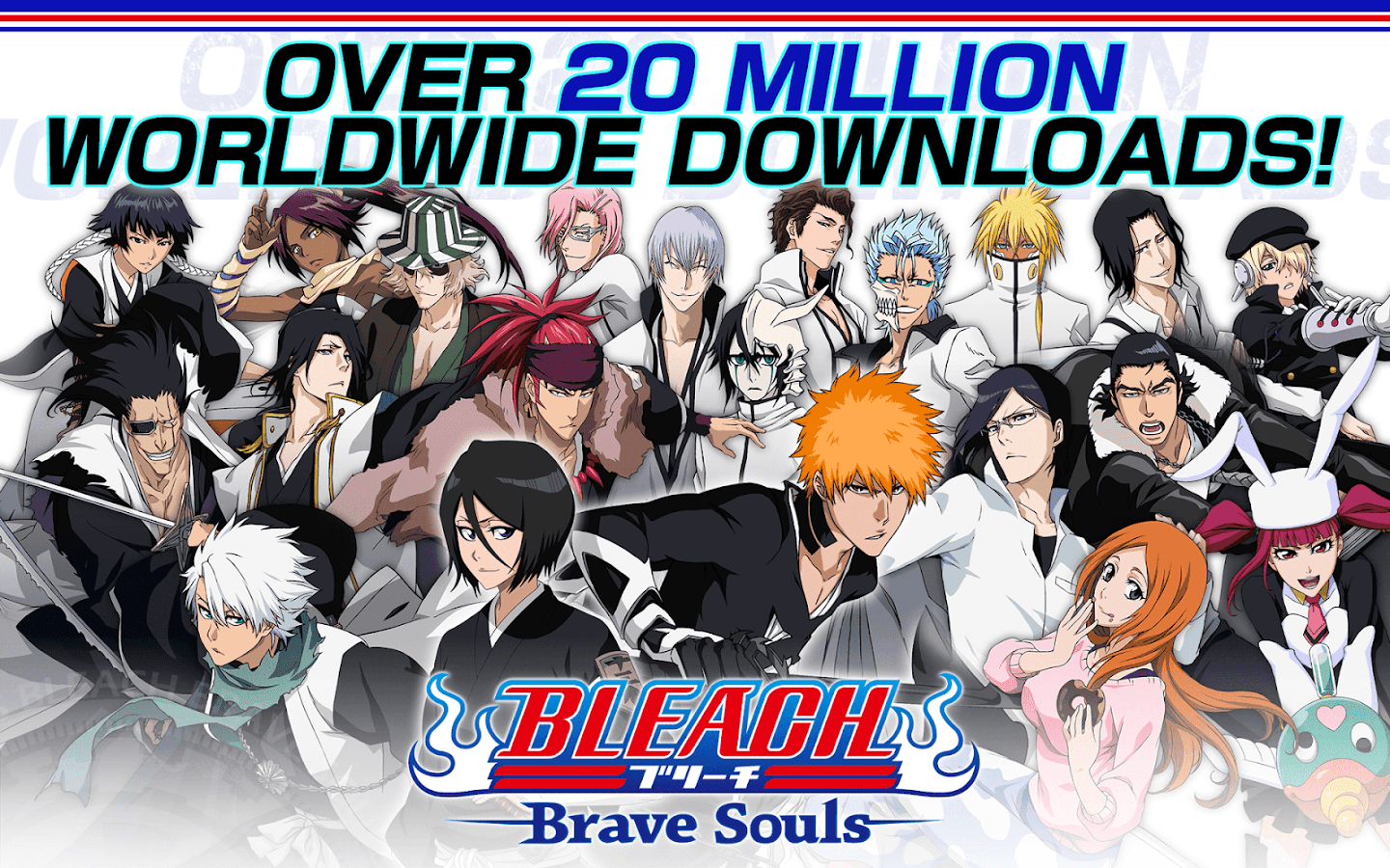 BLEACH Brave Souls: captura de pantalla