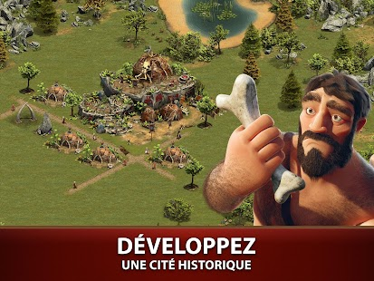 Forge of Empires Capture d'écran