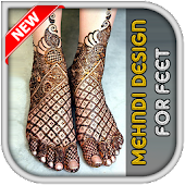 Mehndi Design For Feet 2016